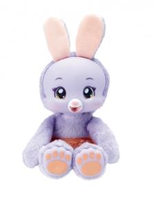tanie zabawki ZOOPY BABIES PLUSZOWA MASKOTKA KRÓLIK DŹWIĘKI