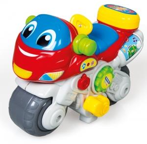 tanie zabawki INTERAKTYWNY MOTOR CLEMENTONI MÓWI PO POLSKU I ANGIELSKU