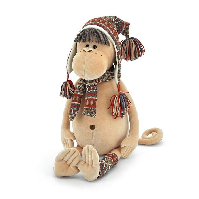 Przytulanka Małpka Irma - 40cm #T1