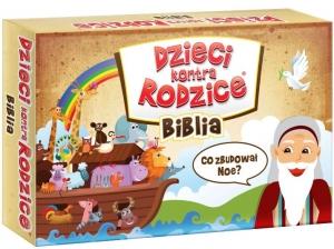 tanie zabawki Gra rodzinna Dzieci kontra rodzice: Biblia
