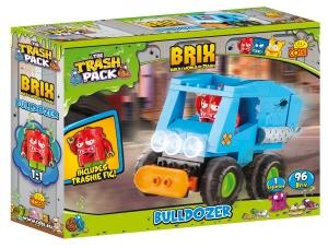 tanie zabawki KLOCKI COBI TRASH PACK SPYCHACZ 96 KLOCKÓW REKLAMA 06246