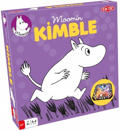 MUMINKI CHIŃCZYK KIMBLE TACTIC