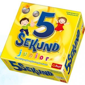 tanie zabawki GRA 5 SEKUND JUNIOR