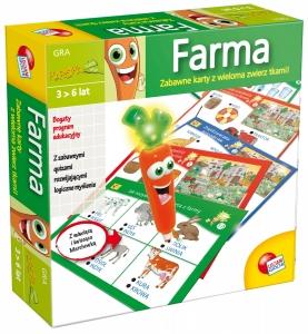 tanie zabawki BRAWO KAROTKA MÓWIĄCA MARCHEWKA FARMA