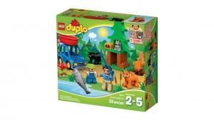 tanie zabawki LEGO DUPLO 10583 WYCIECZKA NA RYBY