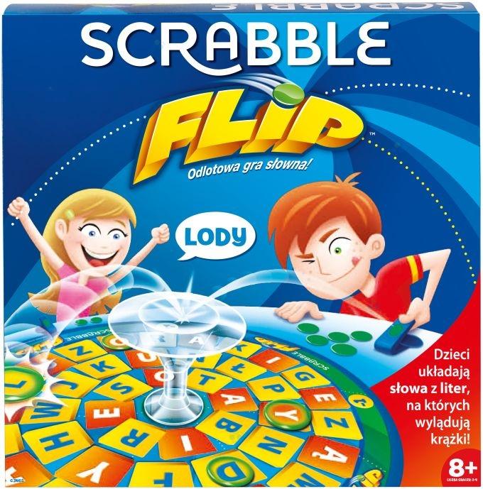 SCRABBLE FLIP *