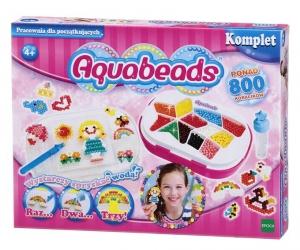 tanie zabawki Aquabeads Pracownia dla początkujących*