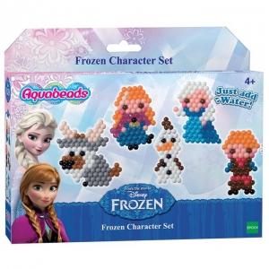 """tanie zabawki Aquabeads Zestaw postaci z """"Krainy lodu"""" *"""