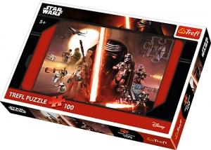 tanie zabawki PUZZLE STAR WARS EPISODE VII WALKA O WŁADZĘ 100 EL