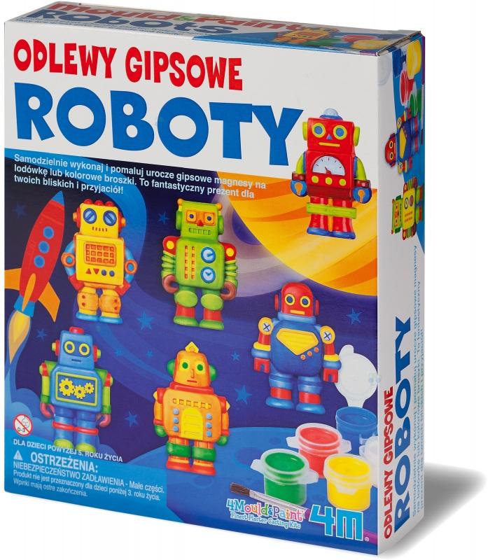 ODLEWY GIPSOWE ROBOTY