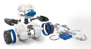 tanie zabawki PROGRAMOWANY CYBER ROBOT BLUETOOTH REKLAMA TV
