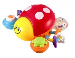 tanie zabawki DOGONIĘ CIĘ BIEDRONECZKO UCIEKAJĄCA ZABAWKA