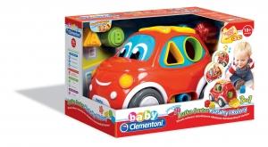 tanie zabawki AUTKO SORTER, KSZTAŁTY I KOLORY MÓWI PO POLSKU CLEMENTONI