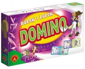tanie zabawki DOMINO OBRAZKOWE BOLEK I LOLEK ALEKSANDER