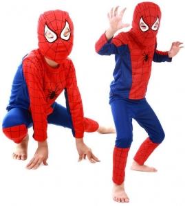 tanie zabawki KOSTIUM SPIDERMAN 4 LATEK #E1
