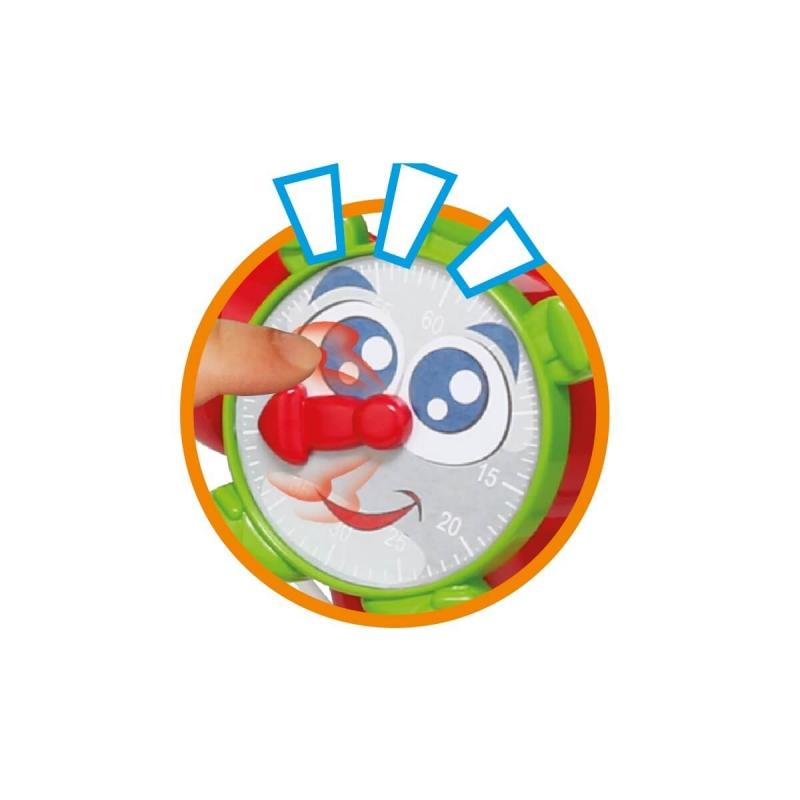 CENTRUM SPORTU 4W1 DŹWIĘKI LED SMILY PLAY BRAMKA